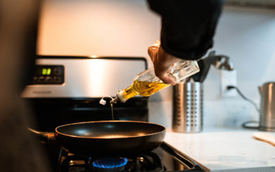 Comment réutiliser ses huiles de cuisson ?
