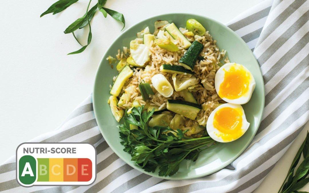 Mieux comprendre le score nutritionnel de nos produits
